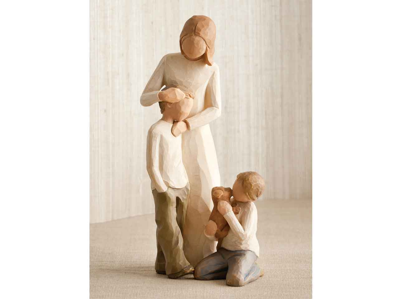 Willow Tree Parent Figurines Carved Figure By Susan Lordi